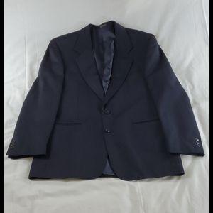 Jones New York navy blue blazer
